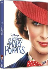 EL REGRESO DE MARY POPPINS (DVD) * EMILY BLUNT, LIN-MANUEL