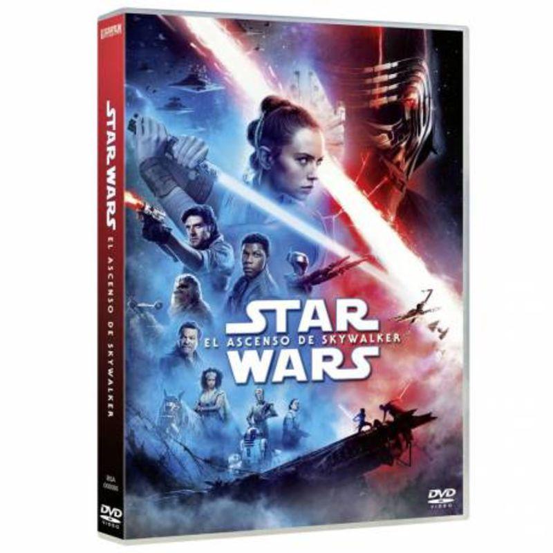 STAR WARS: EL ASCENSO DE SKYWALKER (DVD)