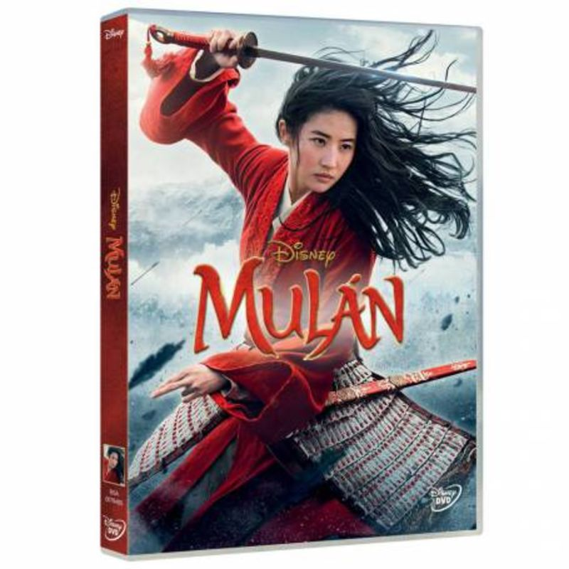 MULAN 2020 (DVD) * YET LI