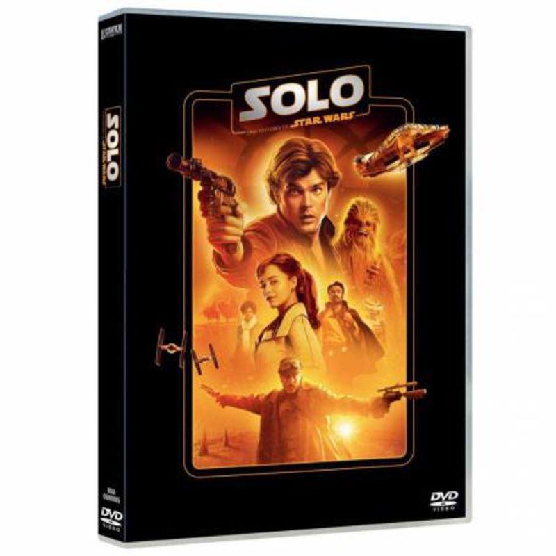 HAN SOLO: UNA HISTORIA DE STAR WARS (2020) (DVD) * ALDEN EHRENREICH
