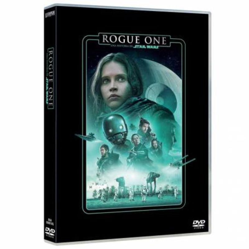 ROGUE ONE: UNA HISTORIA DE STAR WARS (2020) (DVD) * DIEGO LUNA