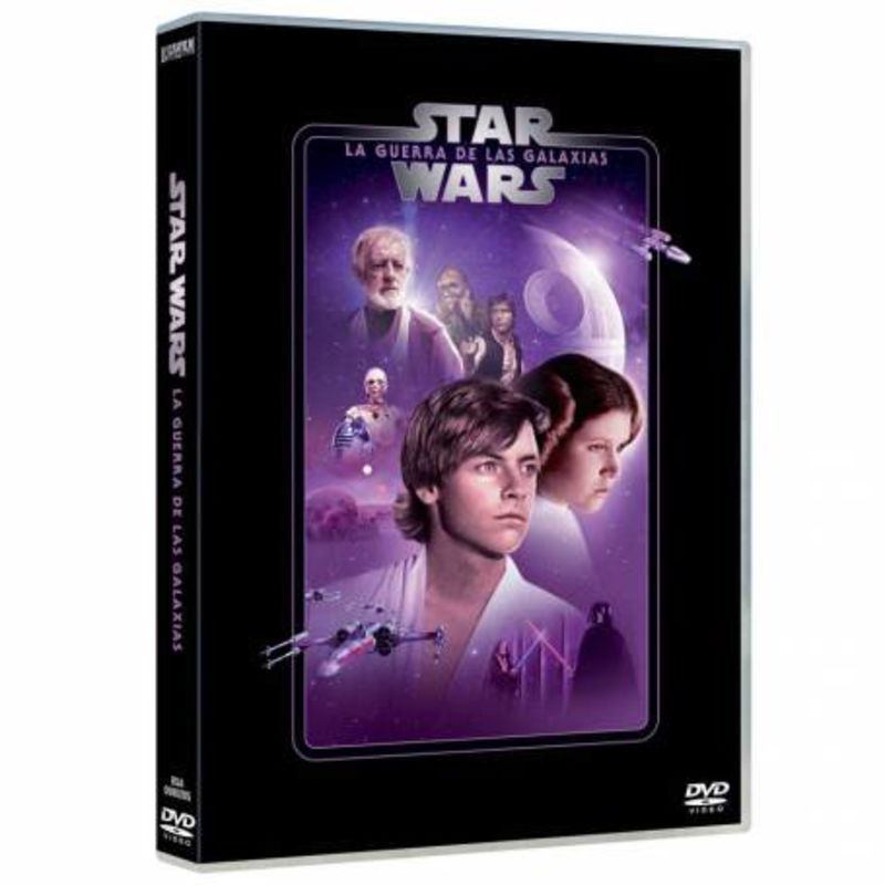 STAR WARS EPISODIO IV: UNA NUEVA ESPERANZA (2020) (DVD)