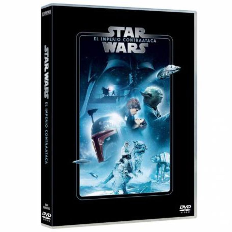 STAR WARS EPISODIO V: EL IMPERIO CONTRAATACA (2020) (DVD)