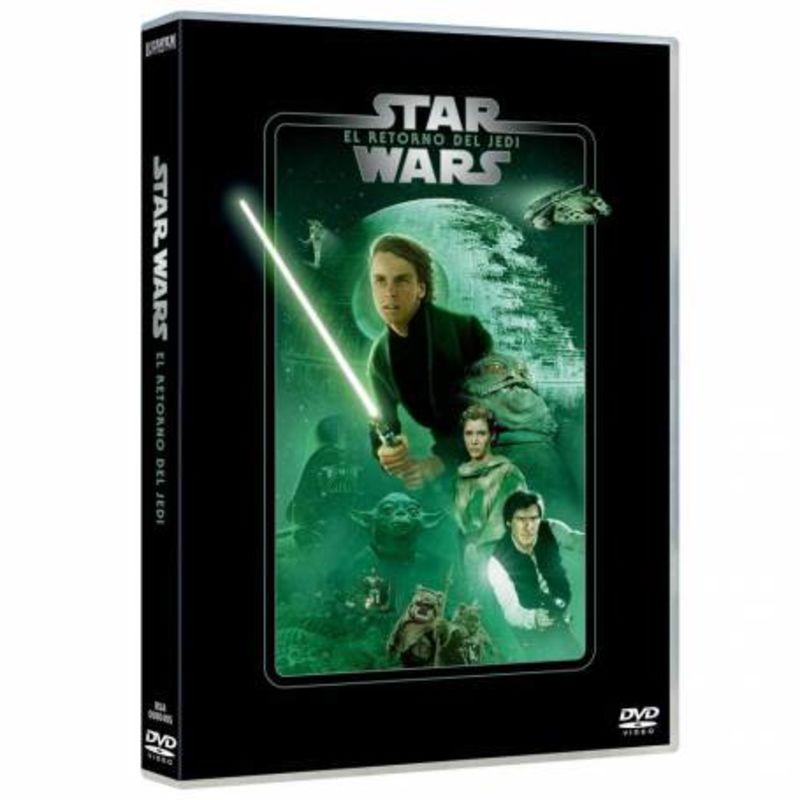 STAR WARS EPISODIO VI: EL RETORNO DEL JEDI (2020) (DVD)