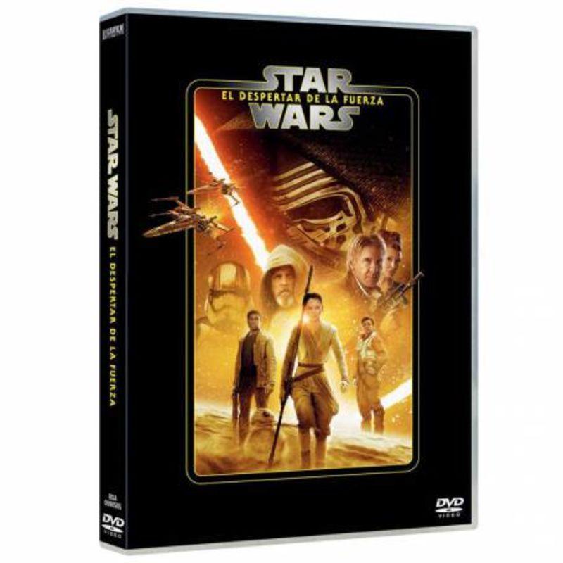 STAR WAR EPISODIO VII: EL DESPERTAR DE LA FUERZA (2020) (DVD)
