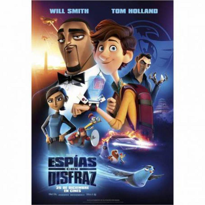 ESPIAS CON DISFRAZ (DVD)