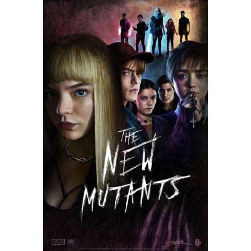 NUEVO MUTANTES (DVD) * ANAY TAYLOR JOY