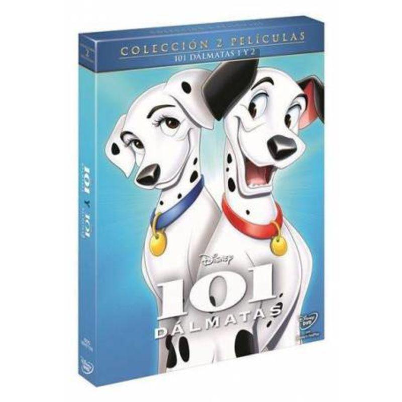101 DALMATAS 1+2 (DUOPACK) (DVD)