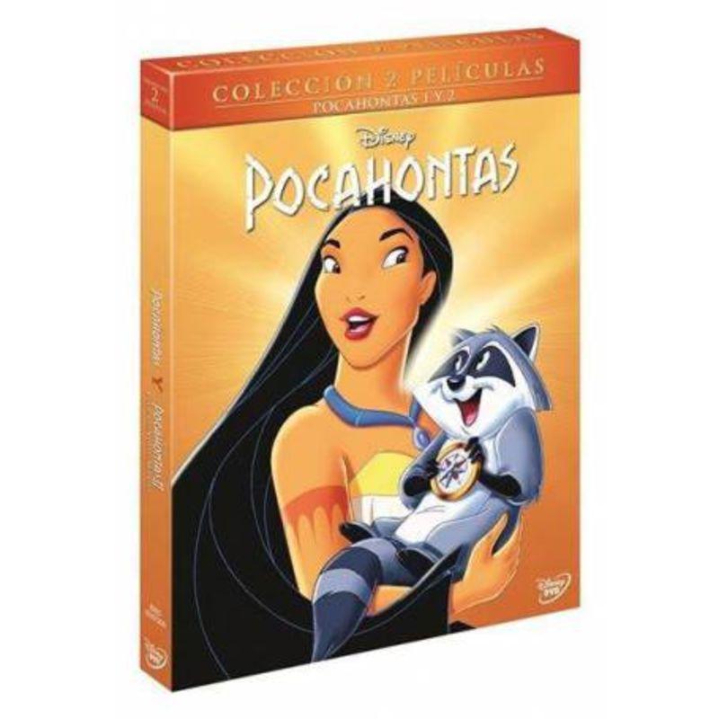POCAHONTAS 1+2 (DUOPACK) (DVD)