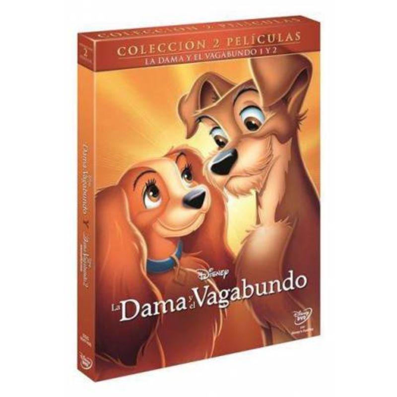 LA DAMA Y EL VAGABUNDO 1+2 (DUOPACK) (DVD)