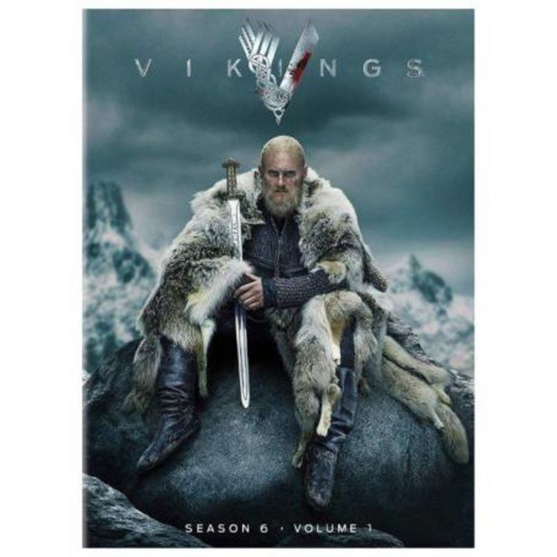 VIKINGOS, TEMPORADA 6 VOL.1 (DVD)