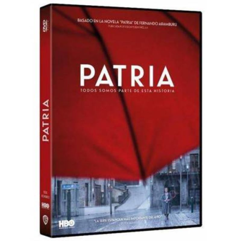 PATRIA, SERIE COMPLETA (4 DVD)