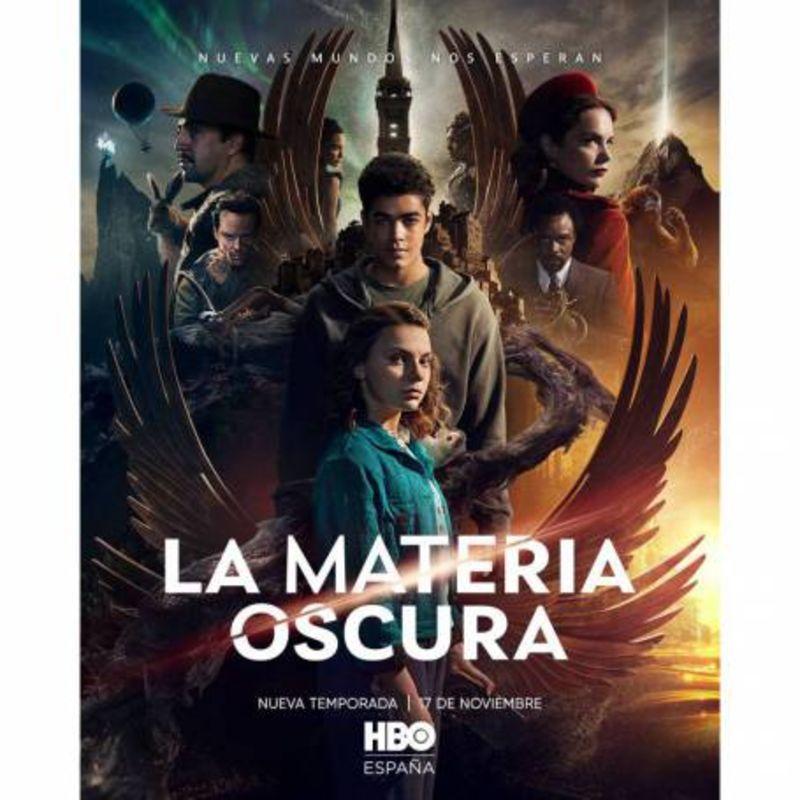 la materia oscura, temporada 2 (dvd) - Jack Thorne