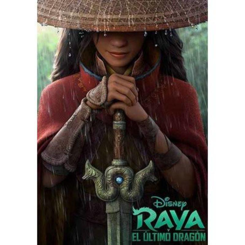 RAYA Y EL ULTIMO DRAGON (DVD)