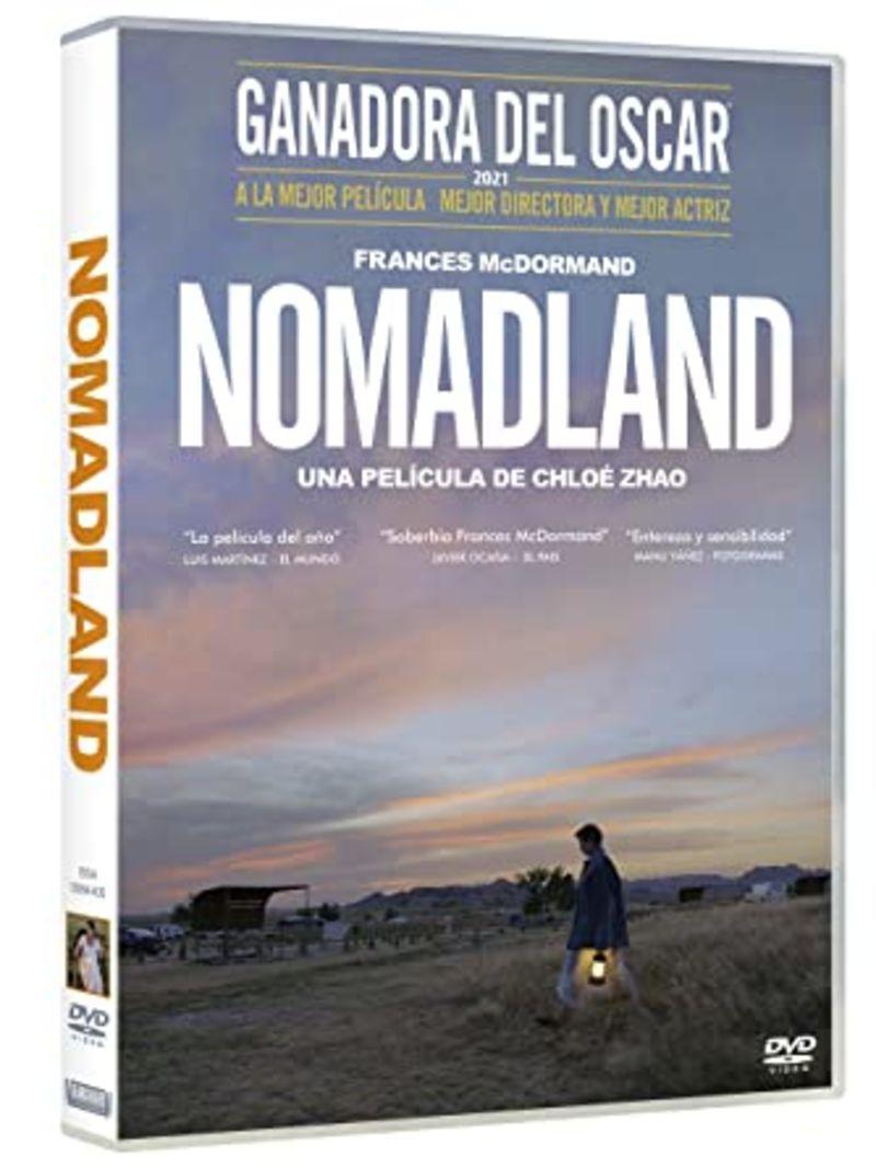NOMADLAND (DVD) * FRANCES MCDORMAND