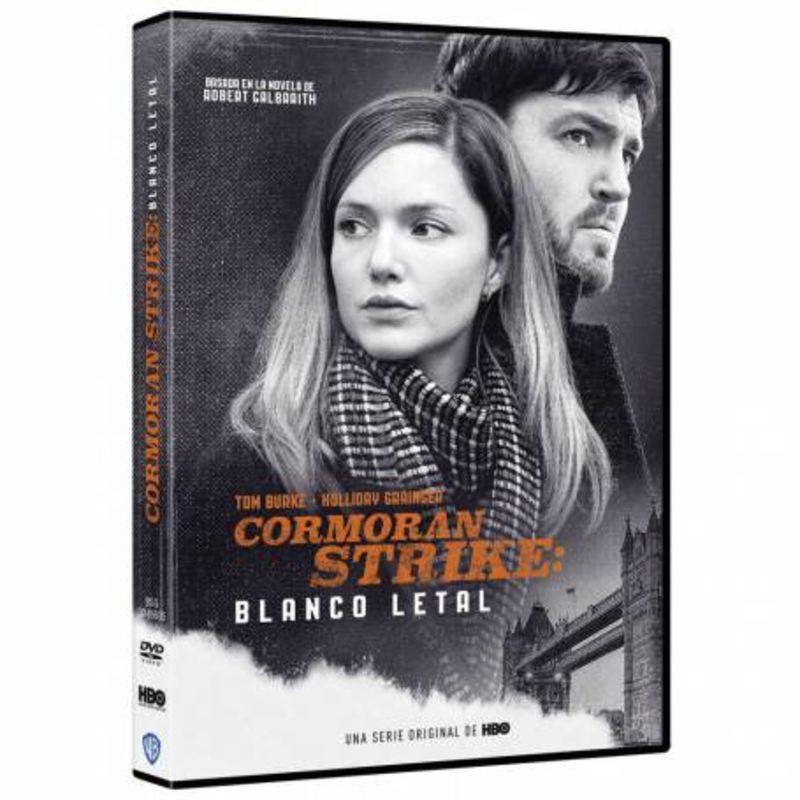 CORMORAN STRIKE, BLANCO LETAL (DVD)