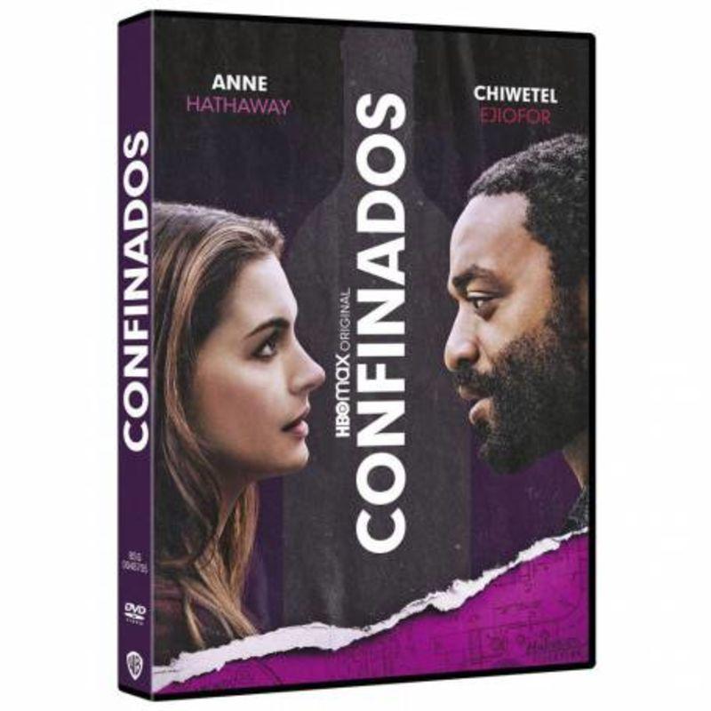 CONFINADOS (DVD) * ANNE HATHAWAY