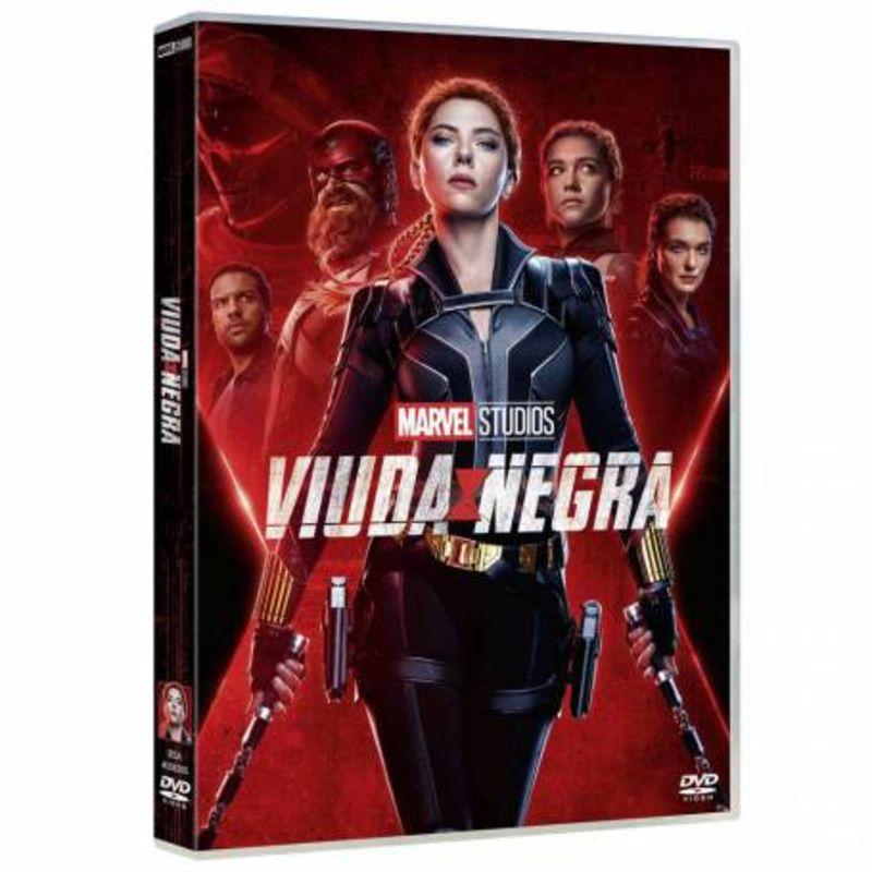 VIUDA NEGRA (DVD) * SCARLETT JOHANSSON