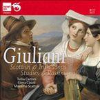 GIULIANI: SCOTTISH & IRISH SONGS (3 CD) * TULLIA CARTONI / ELENA CASO