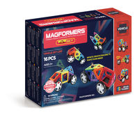 MAGFORMERS * WOW 16p R: 707004
