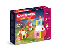 MAGFORMERS * BUILD UP 50p R: 705003
