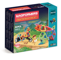 MAGFORMERS * ADVENTURE MOUNTAIN 32p R: 703011