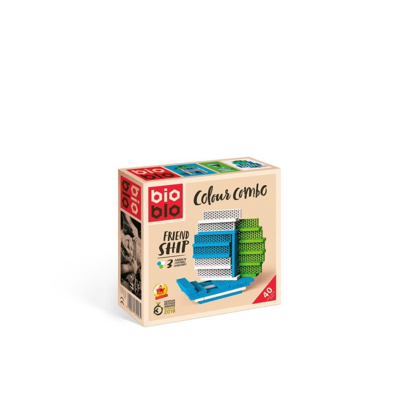 COLOUR COMBO FRIEND BIOBLO 40 PIEZAS
