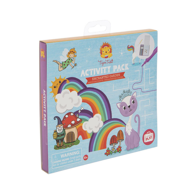 ACTIVITY PACK ENCHANTED GARDEN R: 3760310