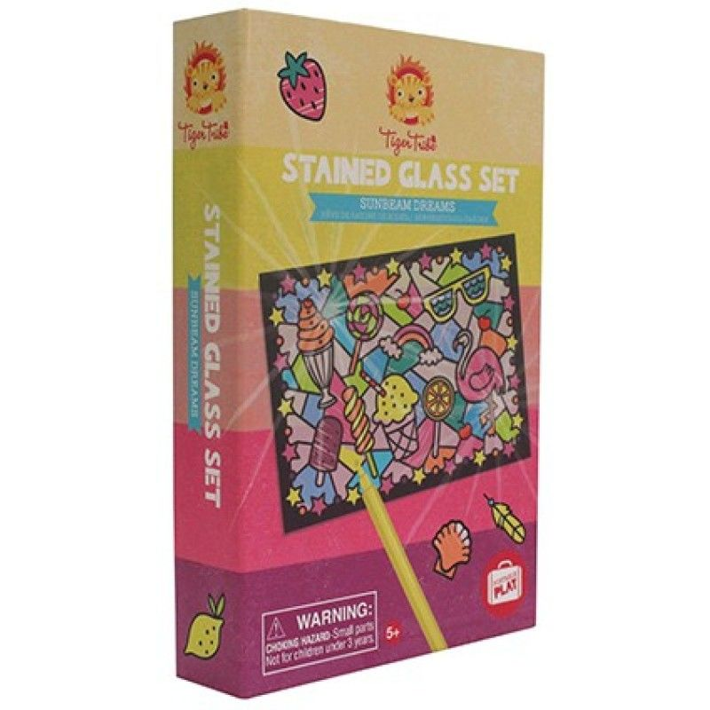 STAINED GLASS SET SUNBEAN DREAMS R: 3760253