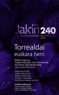 JAKIN ALDIZKARIA 240 Zka. 2020 IRAILA / URRIA