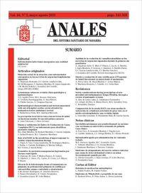 ANALES SISTEMA SANITARIO DE NAVARRA Nº 44-2