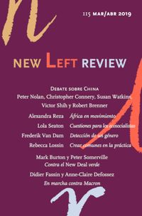 NEW LEFT REVIEW 115 MARZO / ABRIL 2019