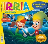 IRRIA ALDIZKARIA 96. Zka 2020ko EKAINA