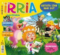 IRRIA ALDIZKARIA 97. Zka 2020ko IRAILA