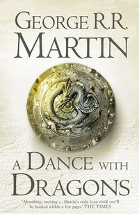 A DANCE WITH DRAGONS - SONG OF ICE & FIRE 5 (PB)