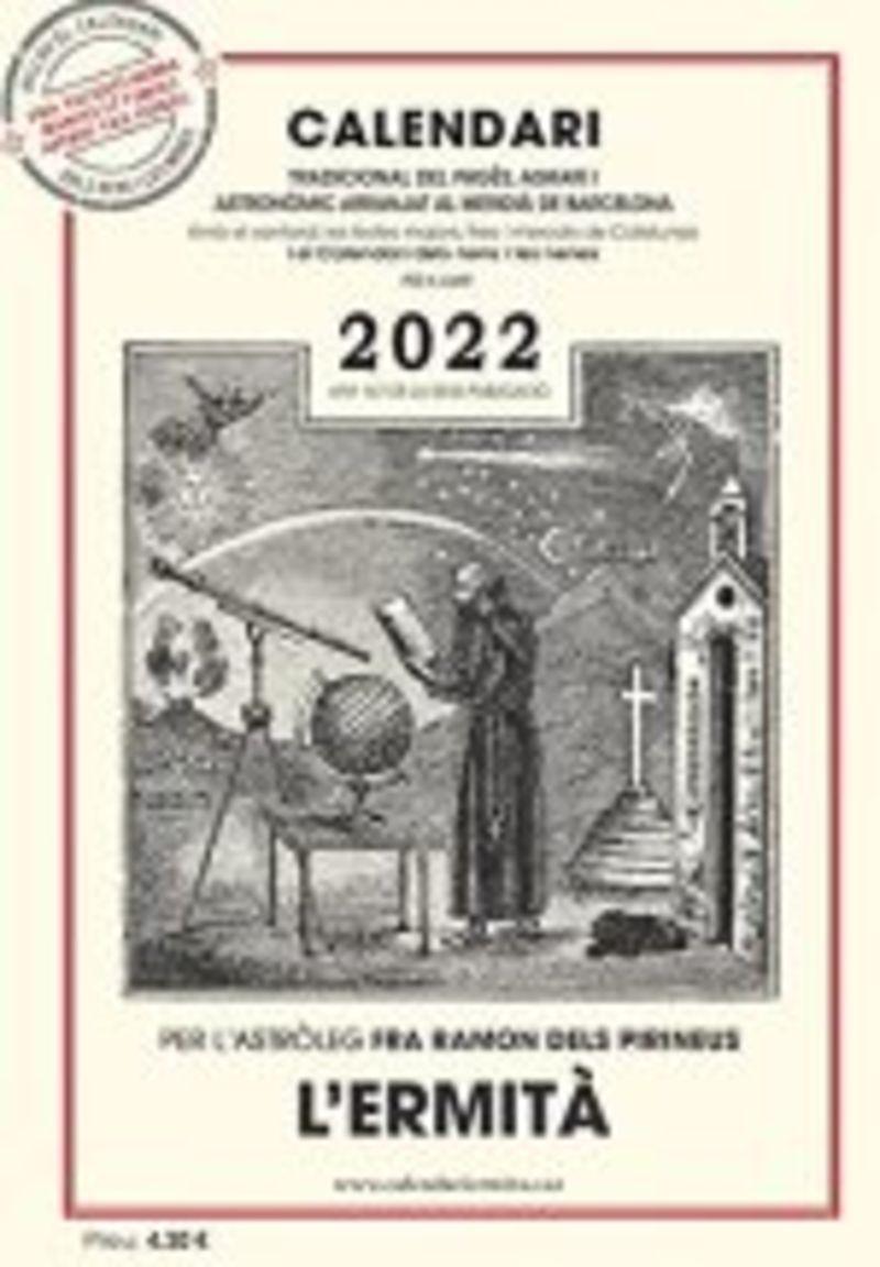 CALENDARI L'ERMITA 2022