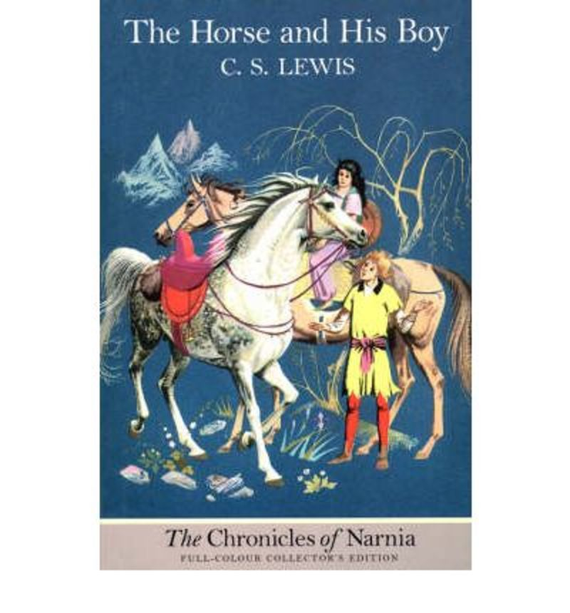 CHRONICLES OF NARNIA 3 - THE HORS