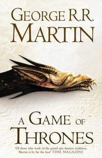 A Game Of Thrones 1 - George R. R. Martin