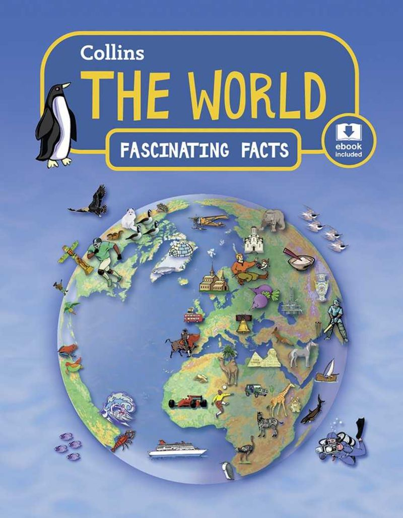 WORLD, THE - FASCINATING FACTS (+EBOOK)