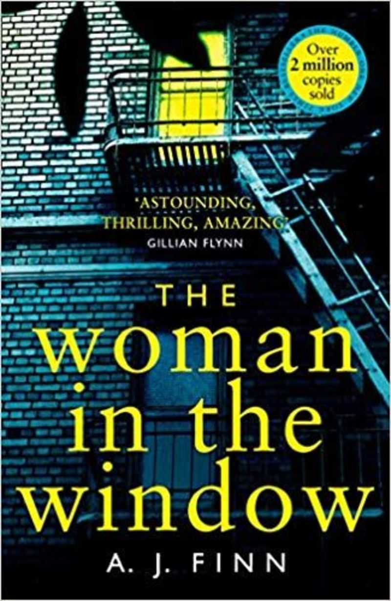 WOMAN IN THE WINDOW, THE (B FORMAT)