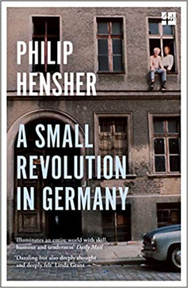 SMALL REVOLUTION GERMANY