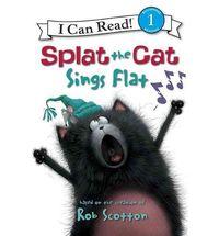 SPLAT THE CAT - SINGS FLAT