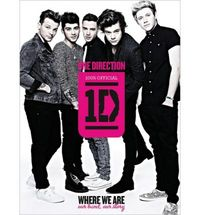 ONE DIRECTION - WHERE WE ARE