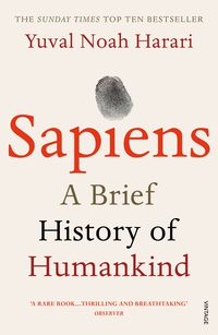 SAPIENS - BRIEF HISTORY OF HUMANKIND, A