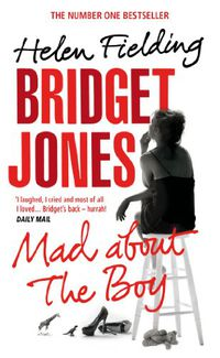 MAD ABOUT THE BOY - BRIDGET JONES