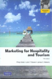 MARKETING OF HOSPITALITY AND TOURISM (5 ED)