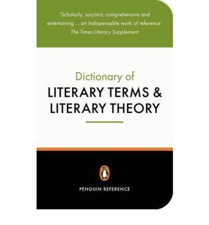 PENGUIN DICTIONARY OF LITERARY