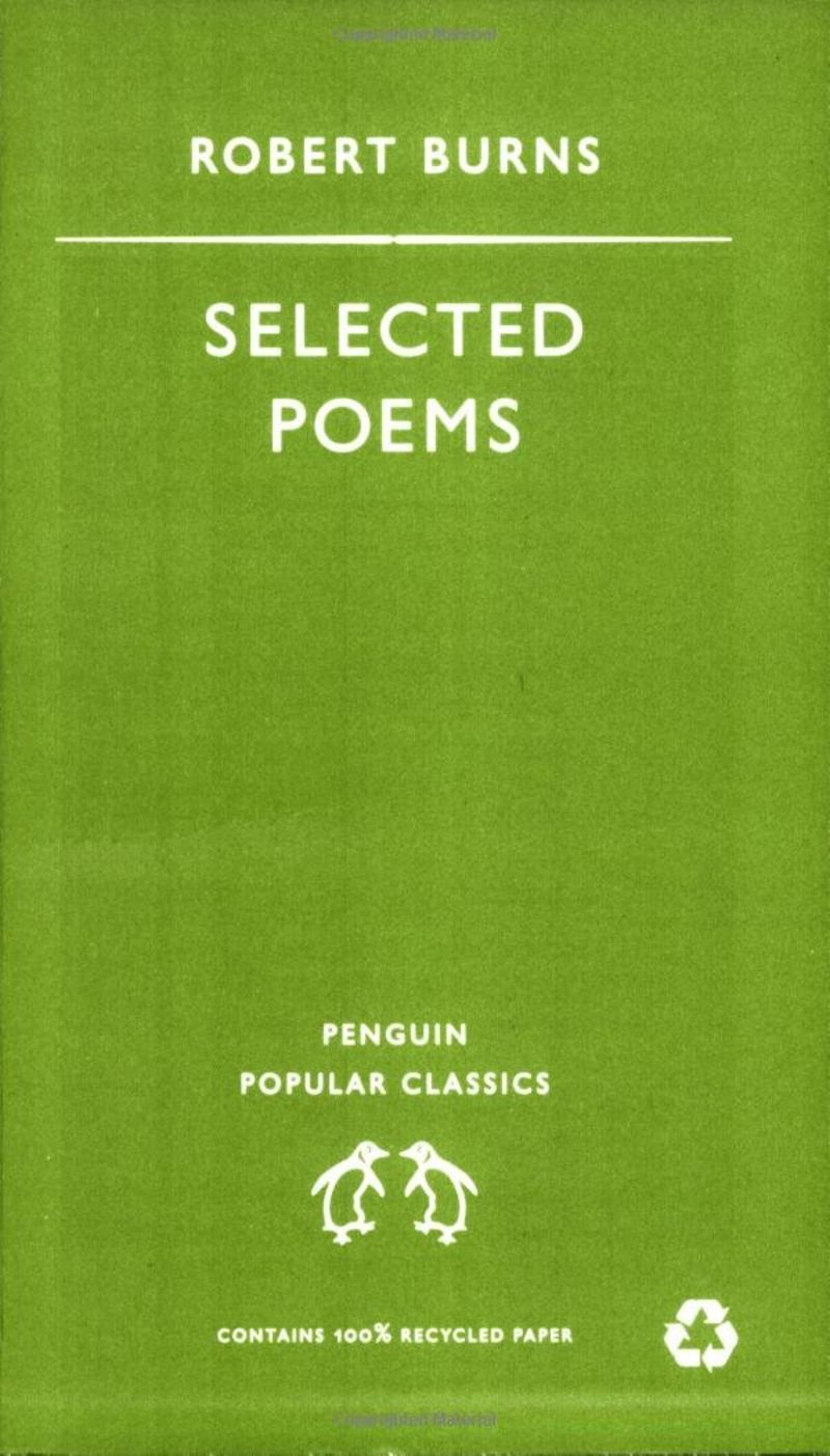 SELECTED POEMS (R. BURNS)