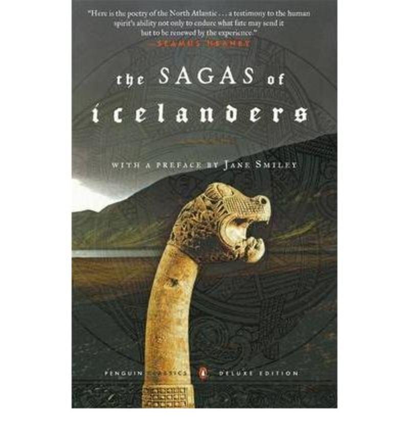 SAGAS DE ICELANDERS, THE