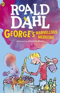 GEORGE'S MARVELLOUS MEDICINE (B FORMAT)